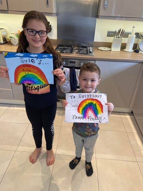 Rainbow-pictures-Evie-and-little-brother-Photo-by-Mum