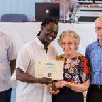 Friends of Belgrave Cemetery Award