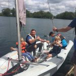 Roundhill Sailing Club Open Day