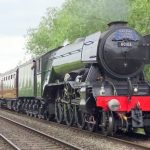 The Iconic Flying Scotsman