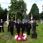 Belgrave Cemetery Memorial Service