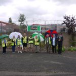 Syston in Bloom – 'It's Your Neighbourhood' Judging