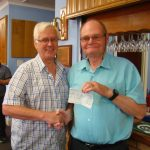 Meynells Sustain Support for Syston Bowling Club