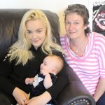 Organisation Supports Young Mum with the Help of Community Grant Scheme
