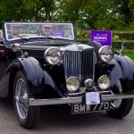 Classic Car Run for Rainbow's Hospice