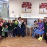 Charnwood Nursery & Pre-school Visit Hadrian House