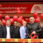 Steve Walsh Opens New Poundstretcher Store in Syston