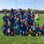 Riverside Utd Kestrels Under 11's Do the Double