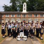 Syston Scout and Guide Band Enjoying Success