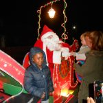 The Rotary Club of the Wreake Valley – Santa Sleigh Routes