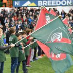 Youngsters Enjoy Matchday at Welford Road