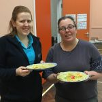 Syston Girls' Brigade Pancake Party