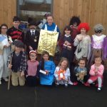Thrussington CE Primary School World Book Day