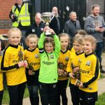 Exciting Times for East Goscote Utd Girls U8s