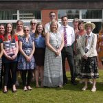 Farewell to Miss Buchan