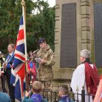 Syston Remembrance Parade