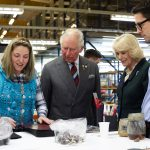 Royal Guests Shine Spotlight On British Style And Craftmanship