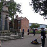 Syston Royal British Legion Remembers V J Day