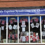 VJ Day in Our Charity Shop