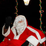 Wreake Valley Rotary Club Santa Sleigh