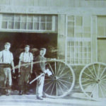 Syston Local History Group – Frank Payne & Sons Blacksmiths
