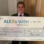 Ben's Kitchen Donates To Alex's Wish