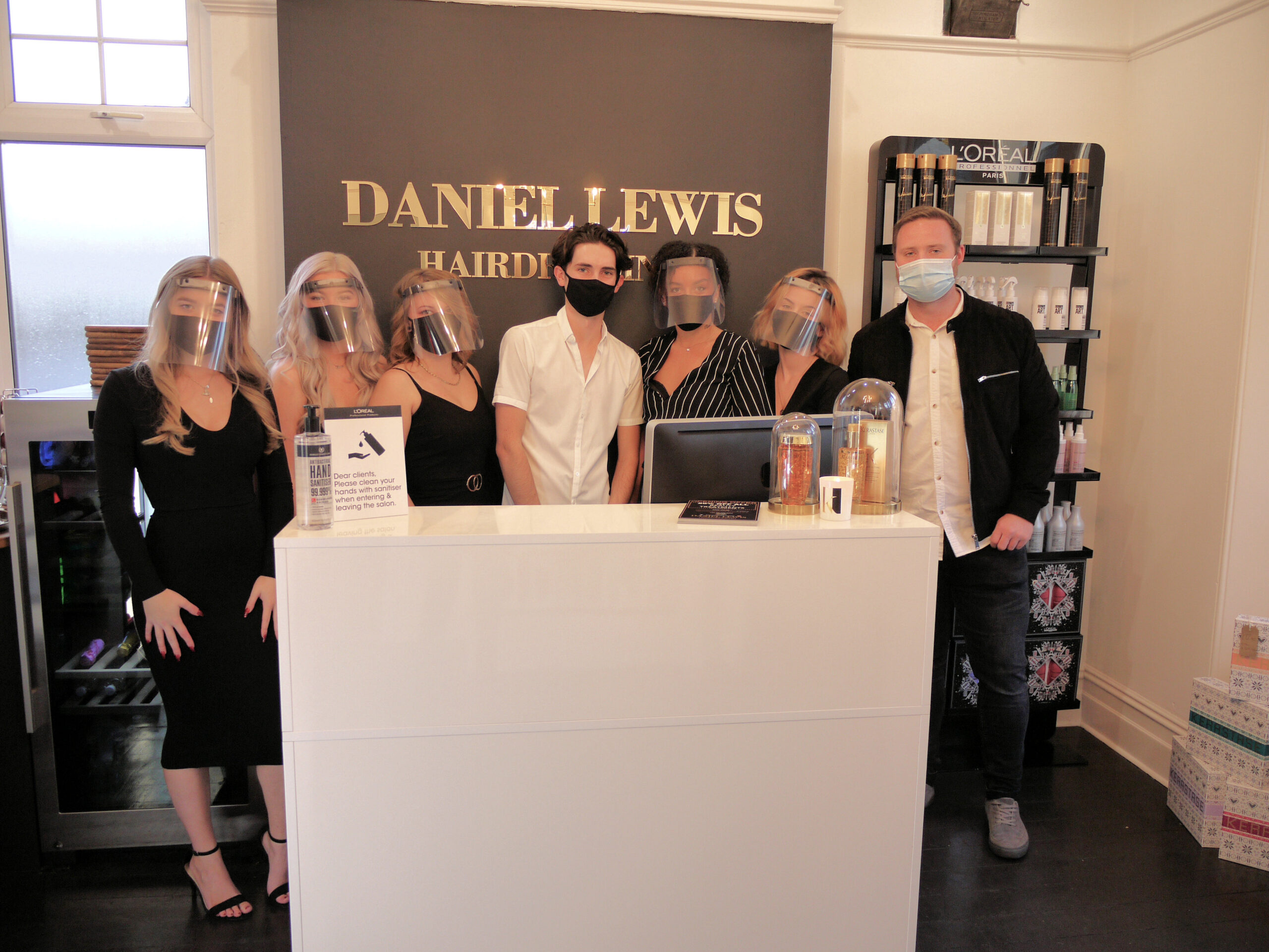 Daniel Lewis Hair and Beauty