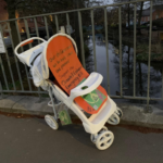 CLIMATE EMERGENCY PRAMS – GIVE OUR CHILDREN THE FUTURE THEY DESERVE