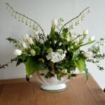 Roundhill Flower and Garden Club National Flower Arranging Day and Club Update
