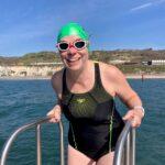 My 'Channel Belles' Channel Relay Swim in Memory of John Mills