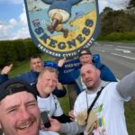 Charity Walk to Skegness in Aid of M.A.D.S.