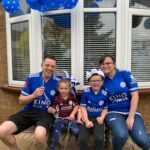 The Parker Family- The FA Cup Experience